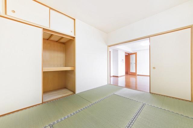和室の床暖房