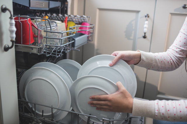食洗機が大活躍
