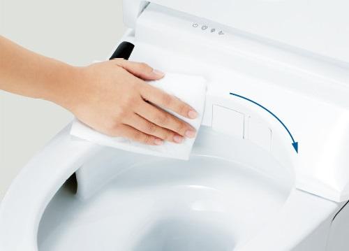 普段のトイレのお掃除