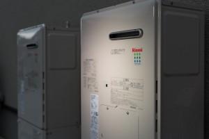 給湯器の配管凍結