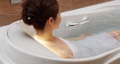 快感入浴をもたらすアクアフィール