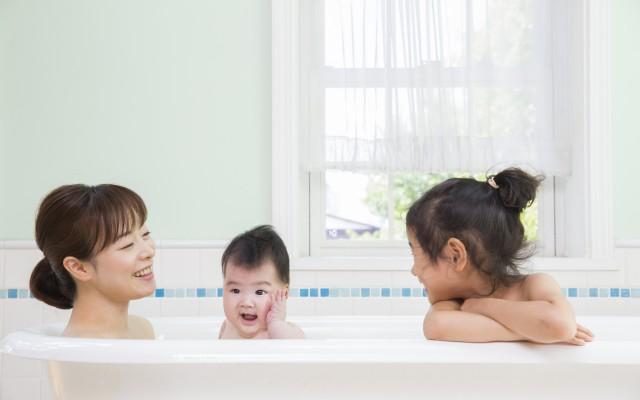 家族みんなが安心できるお風呂