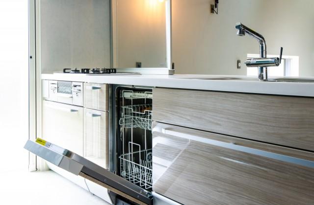ビルトインタイプの食洗機のメリット