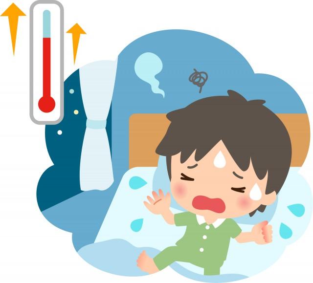 「エアコンをつけっぱなしで寝ると体に悪い」は嘘