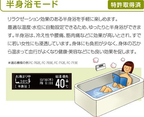 パーパスの給湯器は美容に効果あり