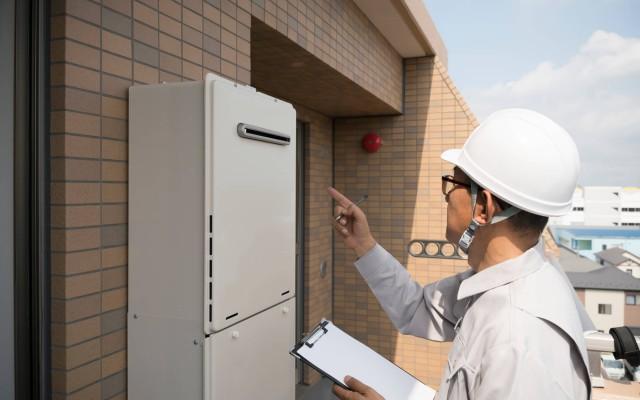 冬の到来に備えて、給湯器の点検・交換はお早めに!