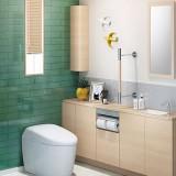 トイレをきれいに保つ新技術!除菌水でお手入れ簡単〜TOTOの最新トイレ〜