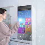 AIとの暮らしが身近に!対話できるIoT冷蔵庫で時短家事